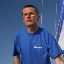 """Marek """"Machu"""" Mach"""