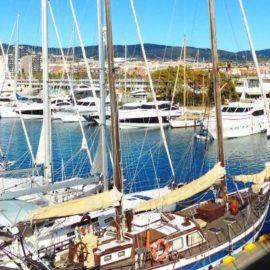 Sylwestrowy rejs u wybrzeży Katalonii