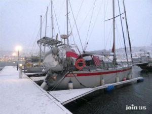 Styczeń w Arktyce